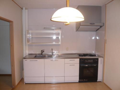 小さめキッチン