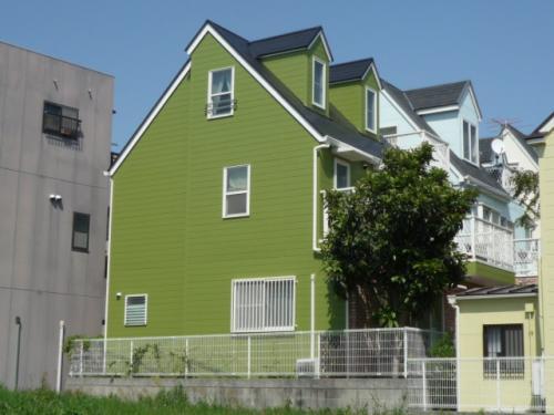 外壁・屋根塗装及び雨樋取替工事