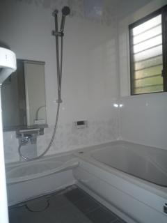 Mさま邸浴室改修工事